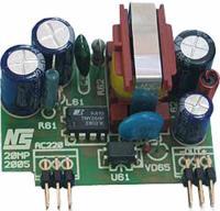Импульсный сетевой адаптер 10МП-12